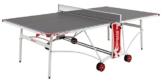 Sponeta Tischtennisplatte OUTDOOR S 3-80 e grau / weiß (Gestell) ... -